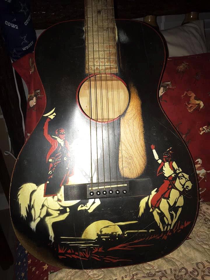 kennys guitar